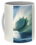 Waimea Bay Shorebreak Coffee Mug
