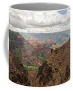 Waimea Canyon 4 Coffee Mug