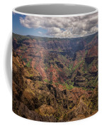 Waimea Canyon 7 - Kauai Hawaii Coffee Mug