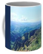 Waimea Canyon, Kauai Coffee Mug