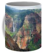 Waimea Canyon Kauai Coffee Mug