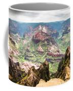 Waimea  Canyon Splendor,  Coffee Mug