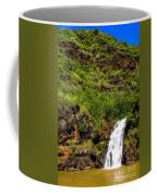 Waimea Falls  Coffee Mug
