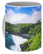 Wainapanapa State Park Coffee Mug