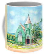 Wai'oli Hui'ia Church Coffee Mug