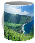 Waipio Valley Lookou Coffee Mug