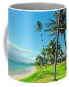 Waipuilani Beach Kihei Maui Hawaii Coffee Mug