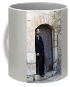 Waiting At The Door Coffee Mug