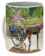 Waiting For Rider Jakarta Indonesia Coffee Mug