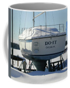 Waiting For Summer To Just Do-it  Coffee Mug
