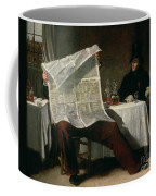 Waiting For The Times Coffee Mug