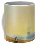 Waiting For Your Return Coffee Mug