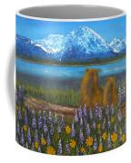 Waiting, 12x16, Oil, '07 Coffee Mug