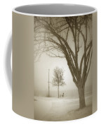 Waiting Out The Storm Coffee Mug