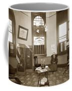 Waiting Room Of Dr. C. H. Pearce, D.d.s. Dentist, Watsonville,  Coffee Mug