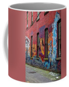 Waitress Girl Too Coffee Mug