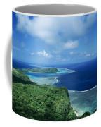 Wakaya Coastline Coffee Mug