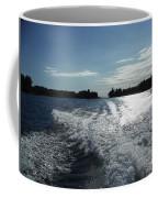 St. Lawrence Intercoastal Waterway Coffee Mug