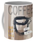 Wake My Soul- Art By Linda Woods Coffee Mug