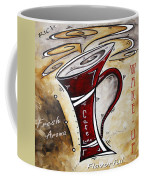 Wake Up Call Original Painting Madart Coffee Mug