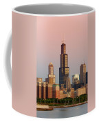 Wake Up Chicago Coffee Mug
