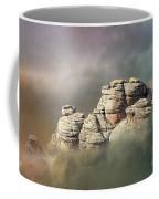 Waking Up In A Cloud Coffee Mug