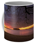 Sprite Island Sunrise Coffee Mug