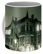 Waldorf College, The Centre For Science And Arts By Night Stround Gloucestershire Coffee Mug