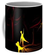 Walk In The Dog Park Coffee Mug