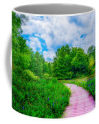Walk Into Beauty Shaw's Nature Reserve Wet Lands Coffee Mug