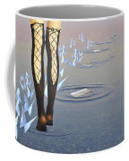 Walk On Water Coffee Mug