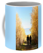 Walk To Mono Lake Coffee Mug