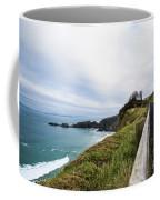 Walk To The End Of The Earth  Coffee Mug
