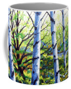 Walk To The Lake Coffee Mug