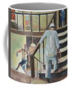 Walk Up Coffee Mug