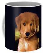 Walkies...pleeease - Paint Coffee Mug
