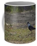 Walking Angel Coffee Mug