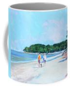Walking Down The Isle Coffee Mug