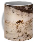 Walking Fox Coffee Mug