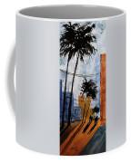 Walking Home, Watercolor Coffee Mug