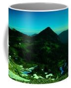 Walking In The Cascades Coffee Mug