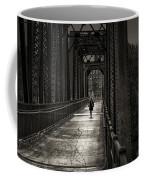 Walking In The Rain Coffee Mug