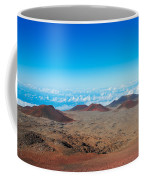 Walking On The Moon Coffee Mug