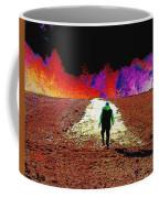 Walking Rocky's Field Coffee Mug