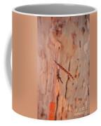 Walking Stick And Pheasant Feather Coffee Mug