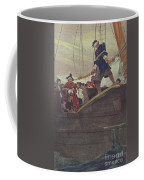 Walking The Plank Coffee Mug