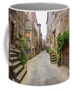 Walking Through Old Europe Coffee Mug