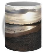 Walking Toward The Sunset Coffee Mug