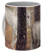 Walking Unicorns Coffee Mug