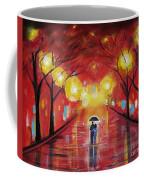 Walking With My Love Coffee Mug